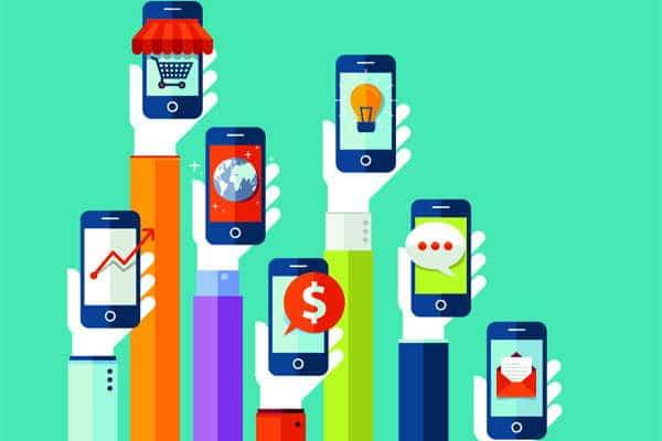 نسل آینده تبلیغات ، تبلیغات موبایل