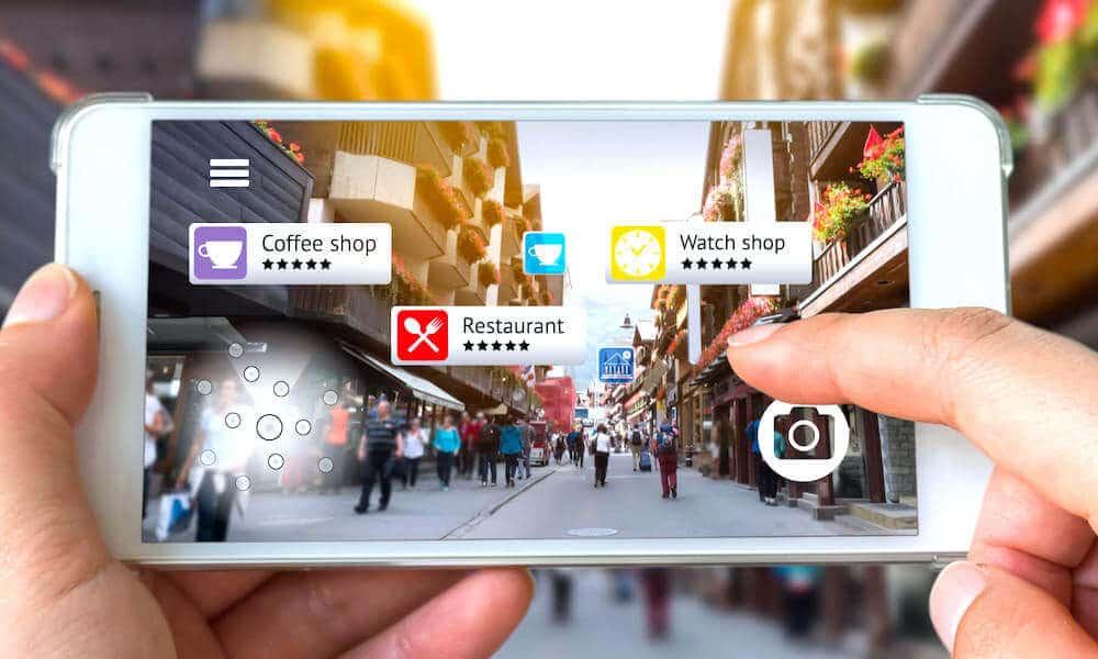 نقش واقعیت افزوده واقعیت مجازی در بازاریابی