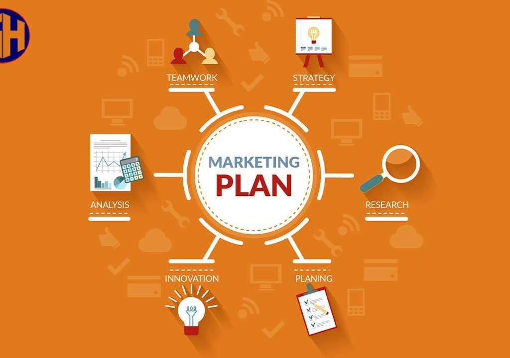 راهنمای نوشتن مارکتینگ پلن یا برنامه بازاریابی